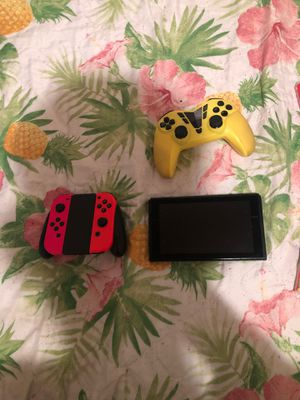Nintendo switch in good condition for Sale in Columbus, OH