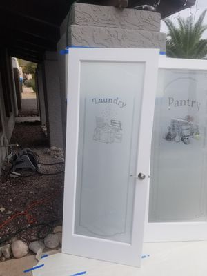 Doors, locks, base and trim for Sale in Tempe, AZ