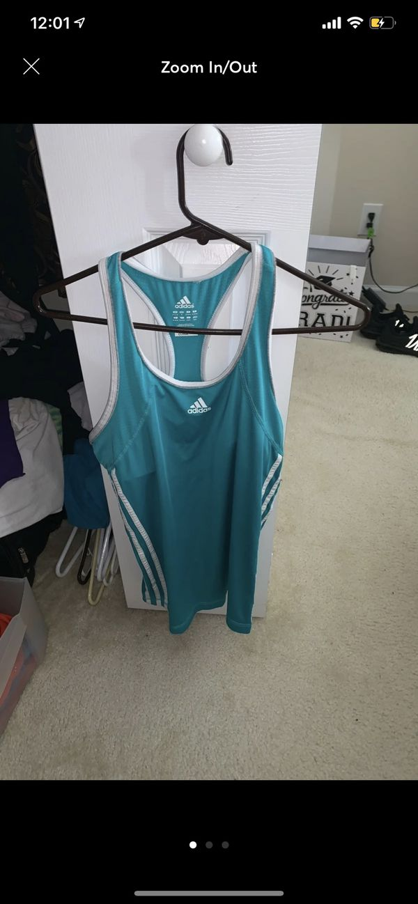 Adidas Women's Tank Top with built in bra