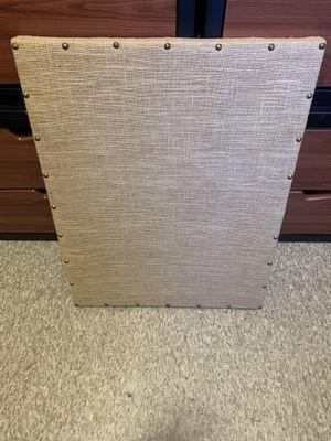 Decorative Tact board for Sale in Odessa, TX