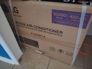 LG 10000 BTU/HR AC Window Unit for Sale in San Antonio, TX
