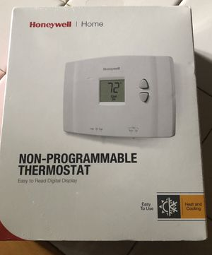 Honeywell Home Thermostat / NEW for Sale in Lawrenceville, GA