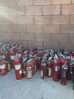 Fire Extinguishers for Sale in Baldwin Park,  CA