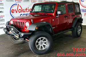 2011 Jeep Wrangler Unlimited for Sale in Conyers, GA