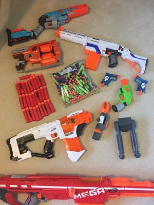 Nerf guns for cheap! for Sale in Lakeville, MN