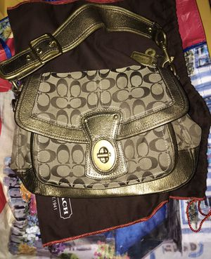 COACH BAG for Sale in Rancho Cucamonga, CA