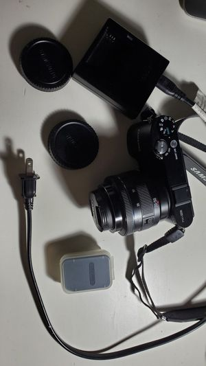 Samsung NX1000 20.3MP Digital Camera for Sale in Auburn, WA