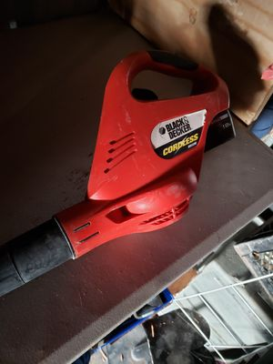 Cordless leaf blower for Sale in Henderson, NV