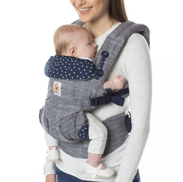 New ergobaby Omni 360 all in one baby carrier