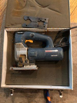 Bosch jig saw. for Sale in Portland, OR