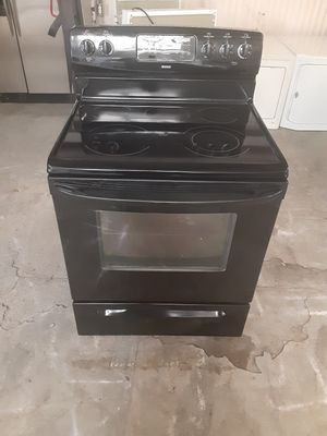Stove electric Kenmore good condition 3 months warranty delivery and install for Sale in Oakland, CA