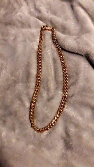 Cuban link chain for Sale in Ruskin, FL