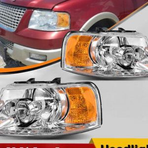 Ford Expedition 03-06 new Headlights for Sale in Fresno, CA