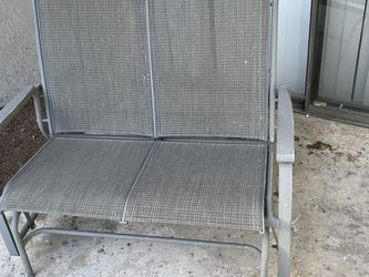 Two Seated Rocking Chair OBO for Sale in Garden Grove,  CA