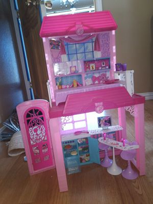 Barbie doll house for Sale in Frisco, TX
