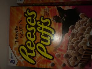 Travis Scott Reese Puffs Small Box (SOLD OUT) for Sale in Richmond, MI