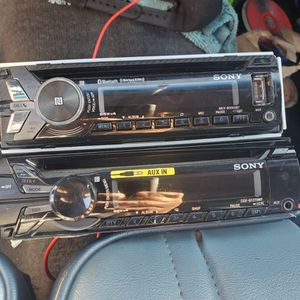 Sony Stereo for Sale in San Diego, CA