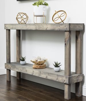 NUEVA - BRAND NEW RUSTIC TABLE for Sale in Independence, KS
