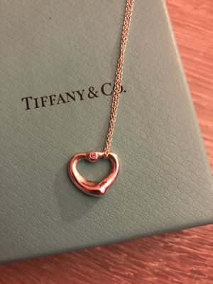 Tiffany and Co necklace for Sale in Laguna Hills, CA