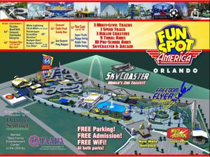 FUN SPOT TICKETS for Sale in Winter Haven, FL