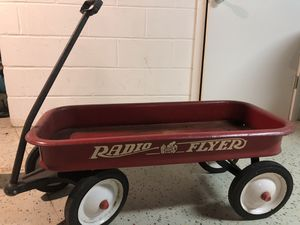 Classic Radio Flyer little red wagon for Sale in Creve Coeur, MO