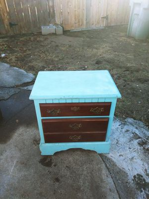 Wooden Dresser for Sale in Fresno, CA