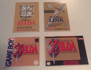 The Legend of Zelda FRIDGE MAGNET Set/LOT (Nintendo NES Super Nintendo SNES GameBoy) for Sale in Brentwood, PA