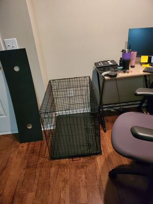 Dog crate 36X24X22 for Sale in CANAL WNCHSTR, OH