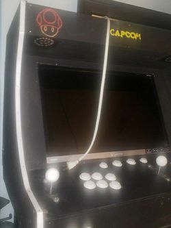Arcade Gaming System. Bunch Of Games Downloaded Over A Thousand for Sale in Santa Clarita,  CA