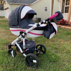 Adamex Vicco 3in1 Baby/Infant Stroller for Sale in Inman, SC