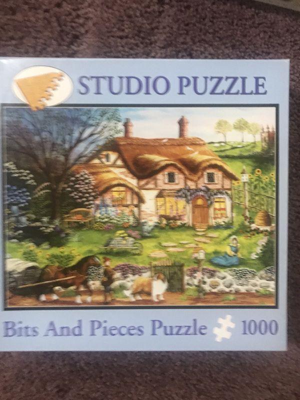 10 - 1000 piece puzzles
