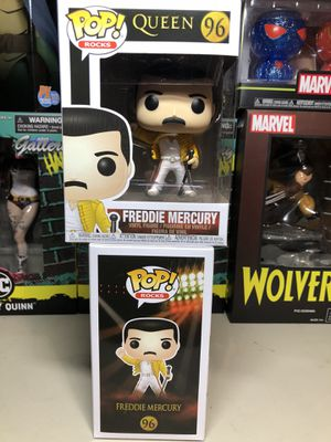 Funko Freddie Mercury Action Figure Collectible for Sale in Long Beach, CA