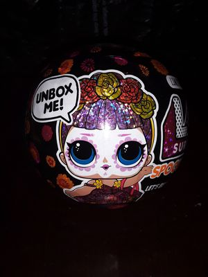 """LOL SURPRISE! """"SPOOKY SPARKLE"""" Limited Edition for Sale in Los Angeles, CA"""
