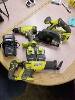 Ryobi tools for Sale in Chelsea, MA