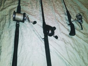 Fishing pole deal for Sale in North Las Vegas, NV