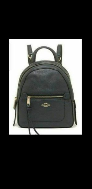New Coach mini leather backpack / crossbody bag for Sale in South Gate, CA