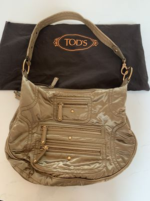 Tod's Lightweight Purse - authentic for Sale in Rossmoor, CA