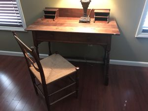 Early American Antique desk for Sale in Lexington, SC