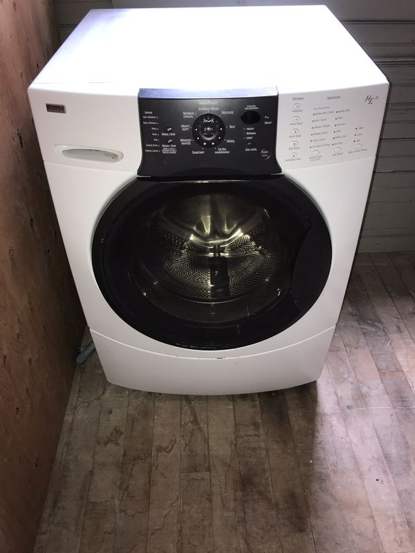 Kenmore Elite HE3T Washer