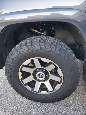Toyota TRD Wheels for Sale in Springfield, VA