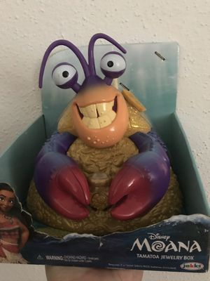Moana Tamatoa Jewelry Box for Sale in Altamonte Springs, FL