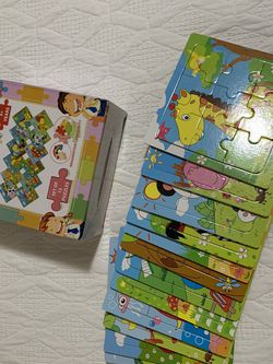 Wooden Puzzles for Sale in Arlington,  VA