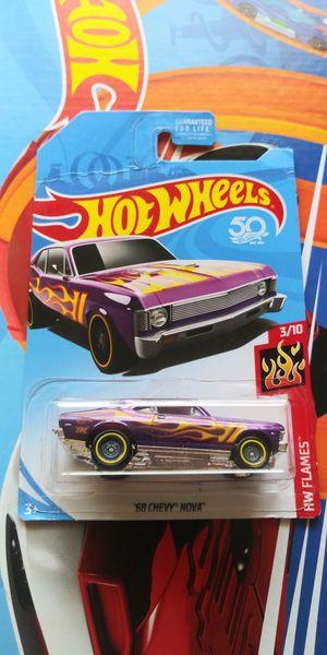 Super Treasure Hunt '68 Chevy Nova for Sale in Palmdale, CA