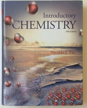 Introductory chemistry 5th edition for Sale in CA, US