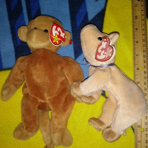 Ty Monkey And Pig Bundle for Sale in El Paso, TX