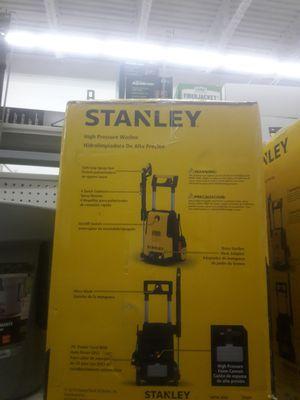 Stanley pressure washer machine for Sale in Lynn, MA