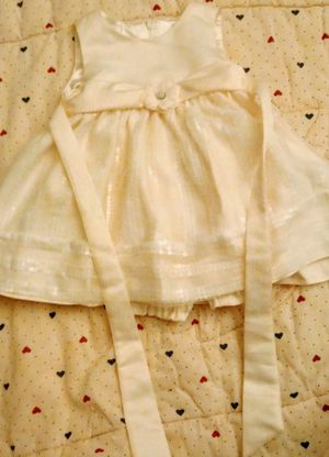 12-months dress & bloomers for Sale in Mesa, AZ