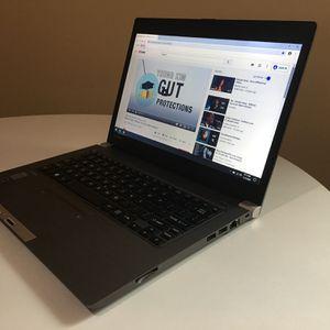 Toshiba Laptop - i5-4300U 4th Gen + 8gb Ram + SSD for Sale in Stanton, CA