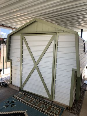 8'x12' Metal Barn Style Shed for Sale in Sun City, AZ