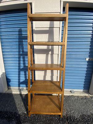 Angled bookshelf for Sale in Chelan, WA